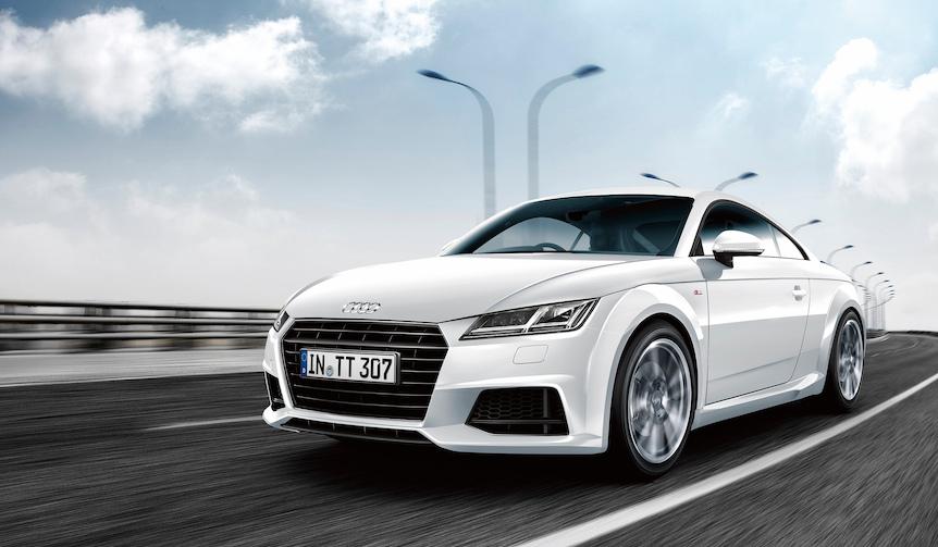 アウディTTに新エントリーグレードと限定モデル2車種を発売|Audi