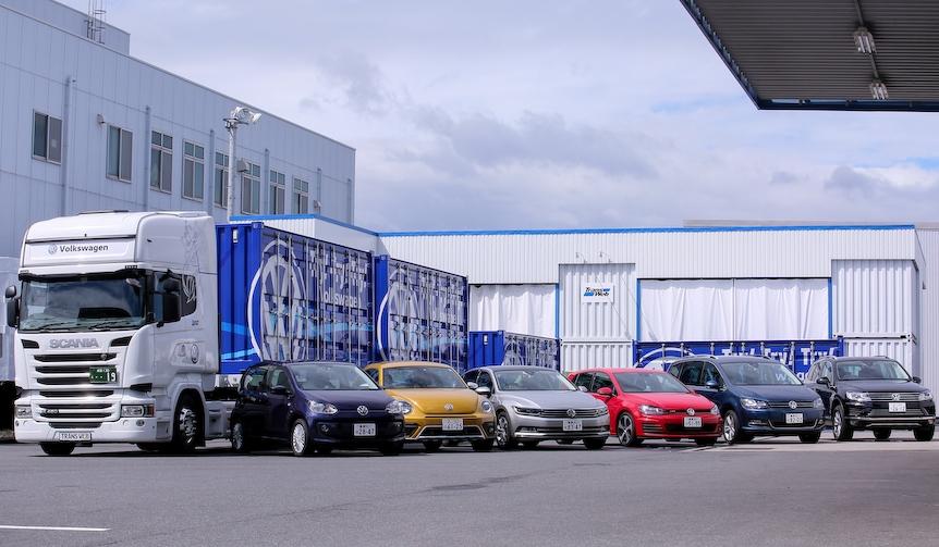 フォルクスワーゲン、移動式ショールームなど過去最大の試乗キャンペーンを開催|Volkswagen