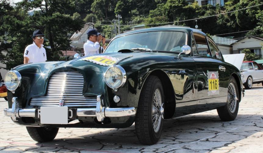 Aston Martin DB2/4 (Mark I)|アストンマーティン DB2/4(マークI)