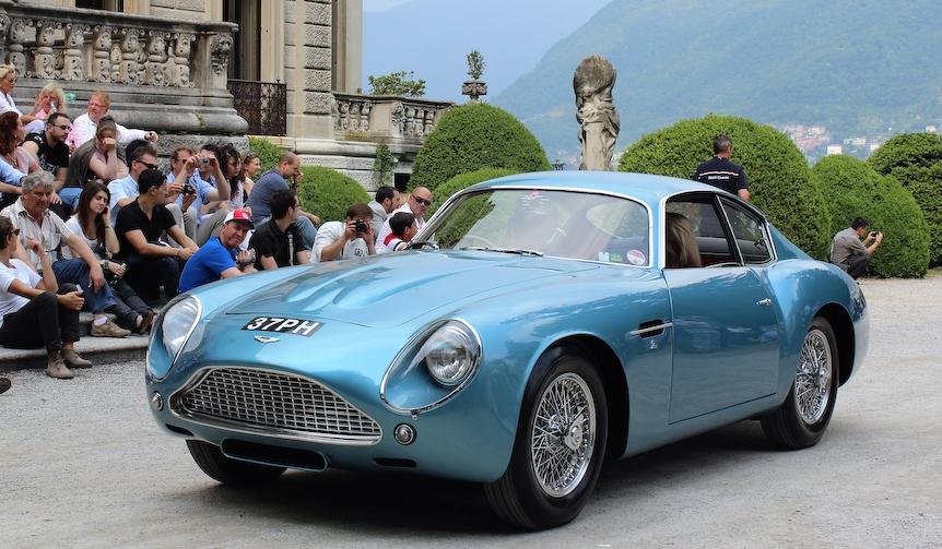 Aston Martin DB4 Zagato アストンマーティン DB4 ザガート