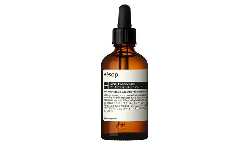 Aēsop|イソップからほとんどの肌タイプに適したビタミンリッチなセラム発売