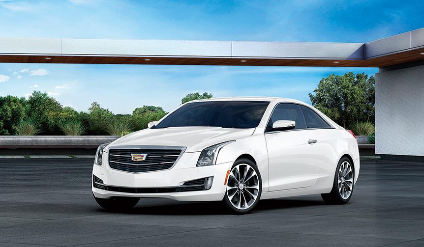 キャデラックATS、CTSに特別カラーの限定車|Cadillac