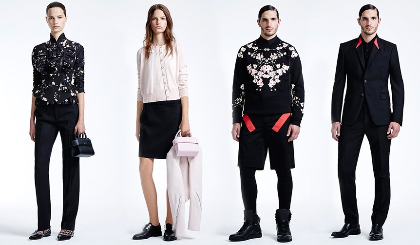 Givenchy by Riccardo Tisci|日本がテーマの「GIVENCHY ESSENTIALS」世界先行展開