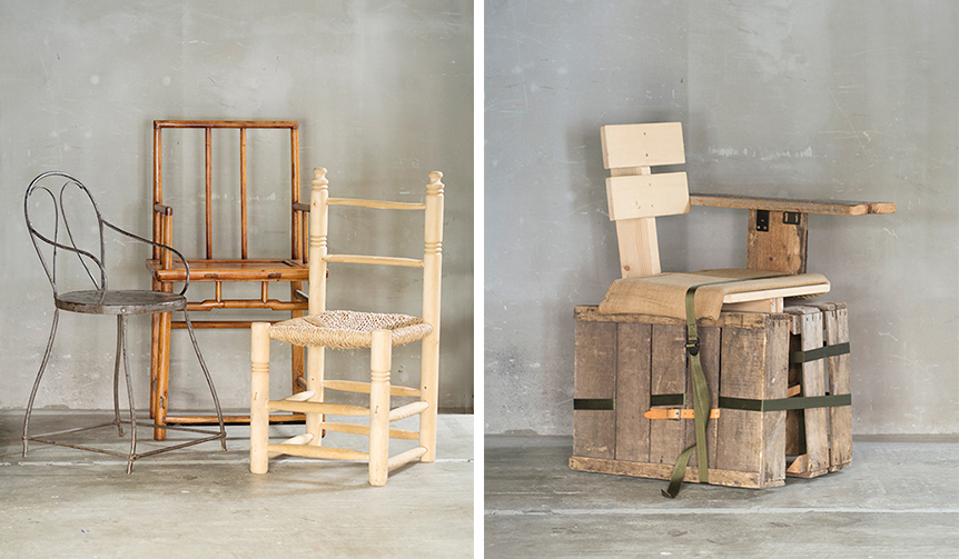 CURATOR'S CUBE|キュレーターズ キューブ エキシビション「Chairs」開催