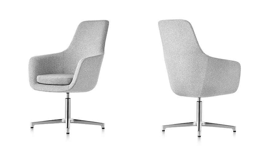 Herman Miller|深澤直人がデザインを手がけた「サイバチェア」を販売開始