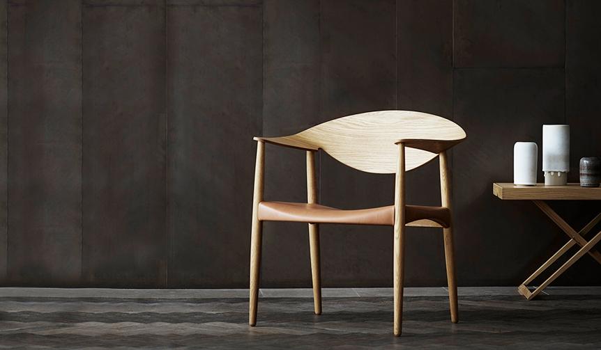 CARL HANSEN & SØN|発表から67年。色褪せずに進化し続ける名作椅子