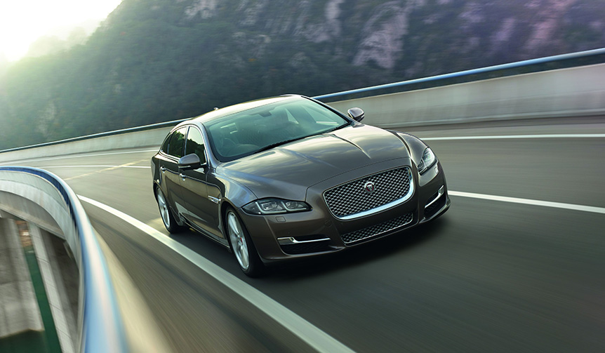 Jaguar|ジャガー「XJ」の2017年モデルが受注開始