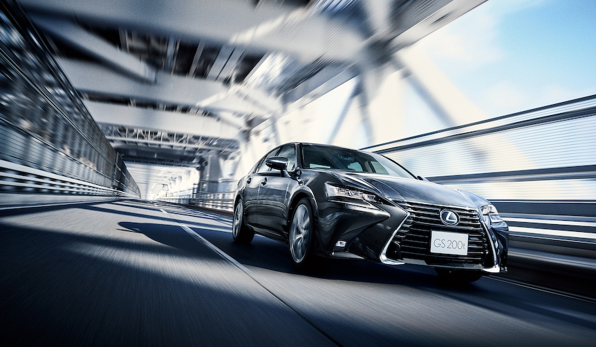 レクサスGSに2.0リッター直噴ターボエンジンモデルを追加|Lexus
