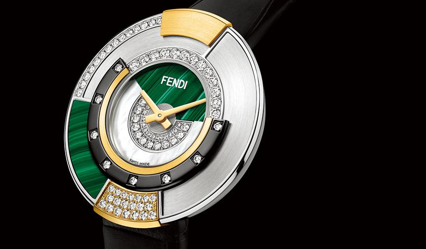 26bf31f95b73 Fendi Timepieces|デルフィナ・デレトレズ・フェンディとのコラボウォッチを発表