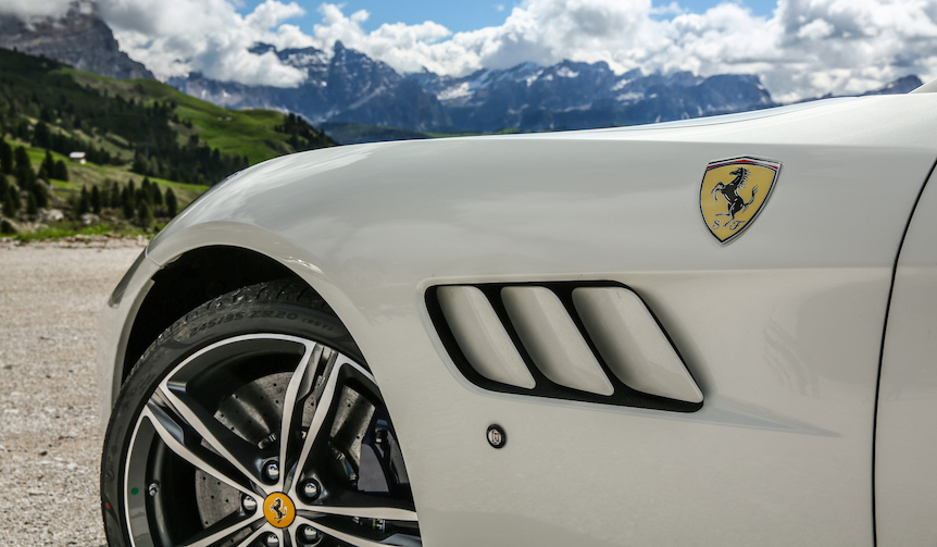 Ferrari GTC4 Lusso フェラーリ GTC4 ルッソ