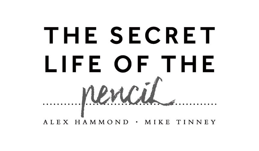 ART|アーティスト達が使用した鉛筆の写真展「THE SECRET LIFE OF THE PENCIL」