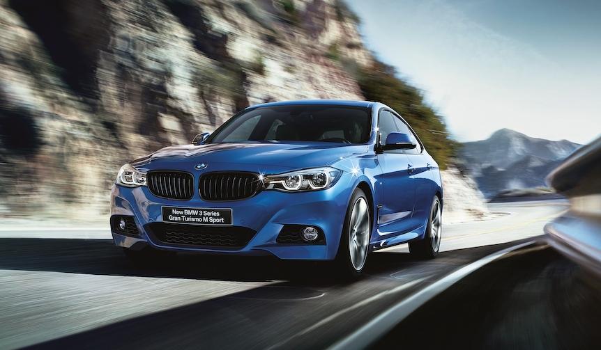 新世代エンジンを搭載した3シリーズ グランツーリスモ|BMW