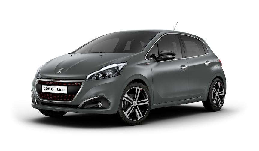 プジョー208に特別な塗装が施された限定車|Peugeot