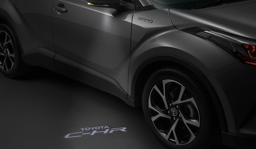 コンパクトSUV「C-HR」の日本仕様の概要を発表|Toyota