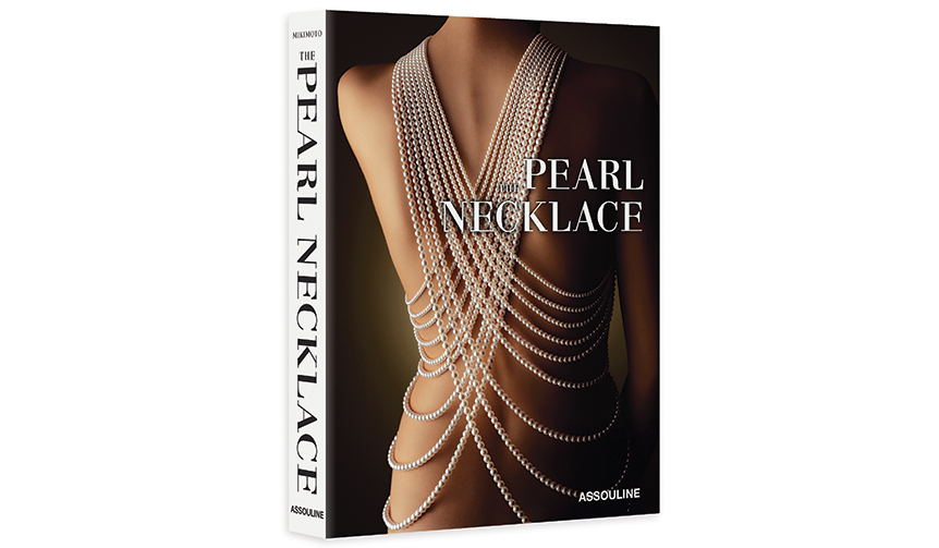 BOOK|パールネックレスの魅力をまとめた書籍「THE PEARL NECKLACE」