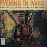 VICTER FELDMAN 「Evening in Paris」