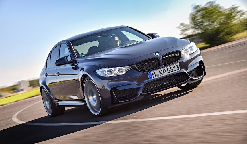 M3誕生30周年を記念した全世界500台限定モデル BMW