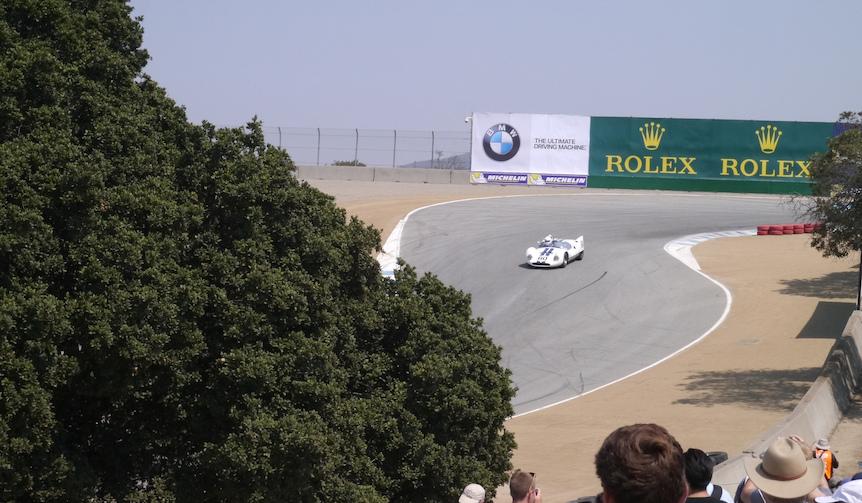 カリフォルニアで開催されたモータースポーツの祭典|Rolex Monterey Motorsports Reunion