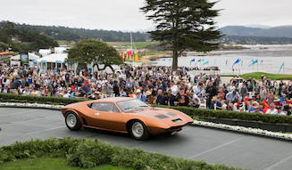 Pebble Beach Concours d'Elegance 2016 |ペブルビーチ・コンクールデレガンス 2016