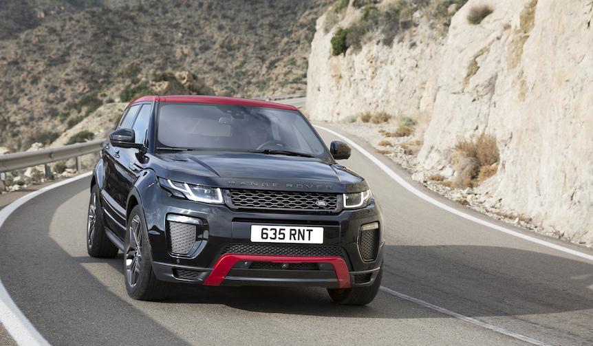 イヴォークの世界600台限定モデル、日本にも導入|Range Rover