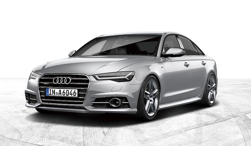 アウディA6の内外装をアップデート|Audi