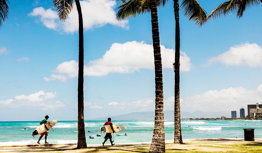 連載|麗子の部屋❤️ 第4回「ハワイの新しい過ごし方」(前編)