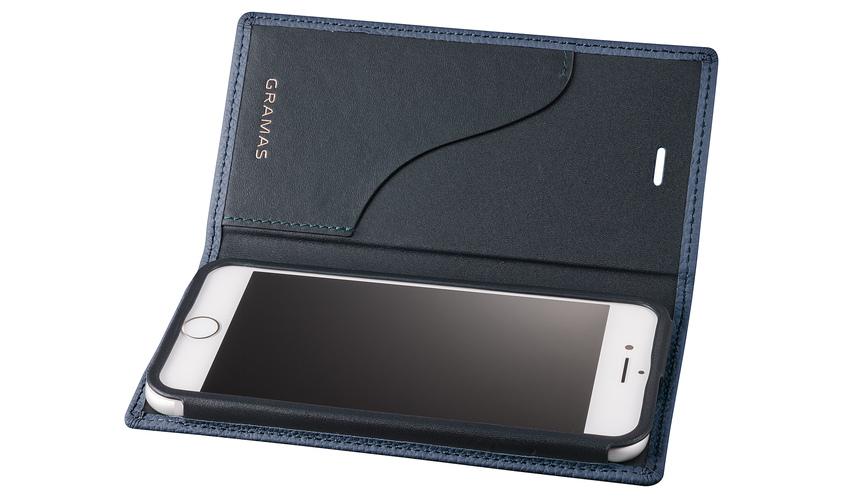 GRAMAS|シュランケンカーフのiPhone7用フルレザーケースが登場