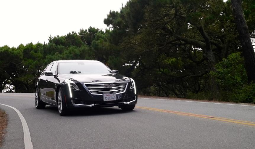 新型キャデラックCT6に試乗|Cadillac
