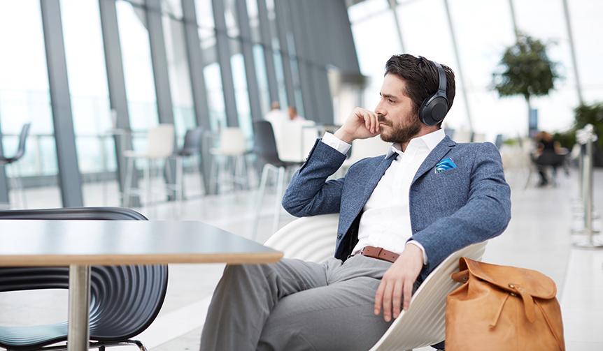 Sony|業界最高クラスのノイズキャンセリング性能を持つヘッドホン