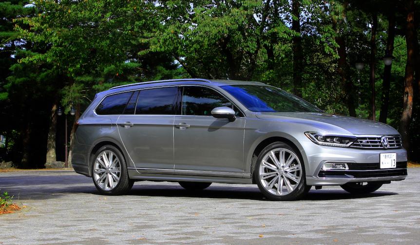 パサートに追加されたハイパフォーマンスモデルに試乗|Volkswagen
