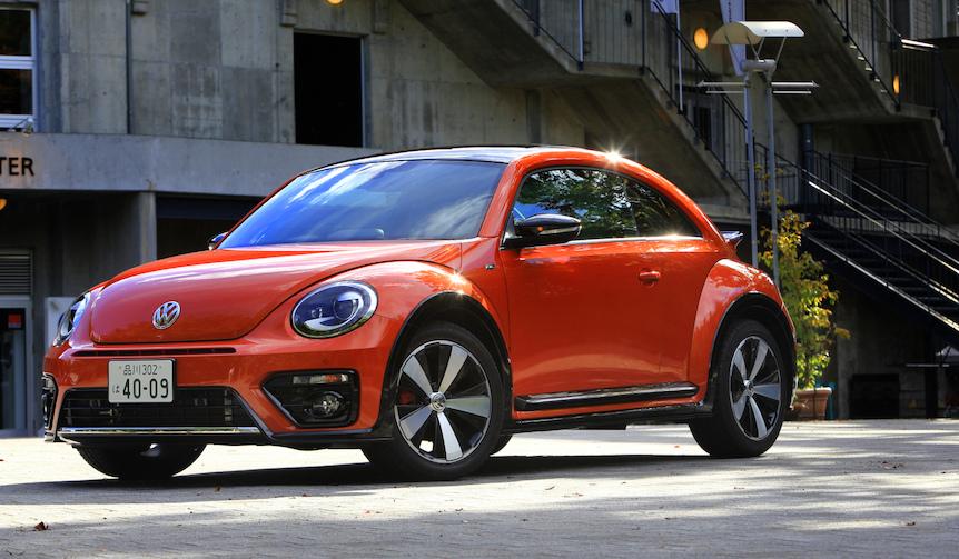 新型フォルクスワーゲン ザ ビートルRラインに試乗|Volkswagen
