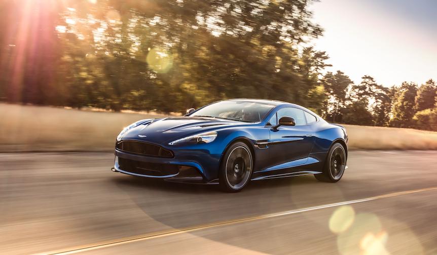 600psを誇るヴァンキッシュSを発表|Aston Martin