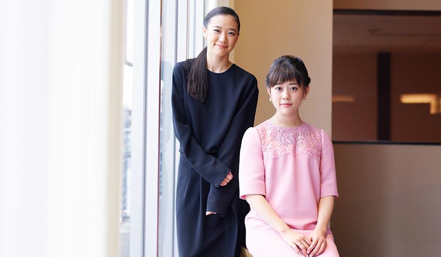 蒼井優×高畑充希が語る『アズミ・ハルコは行方不明』|INTERVIEW