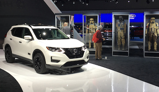 NISSAN Rogue|日産 ローグ
