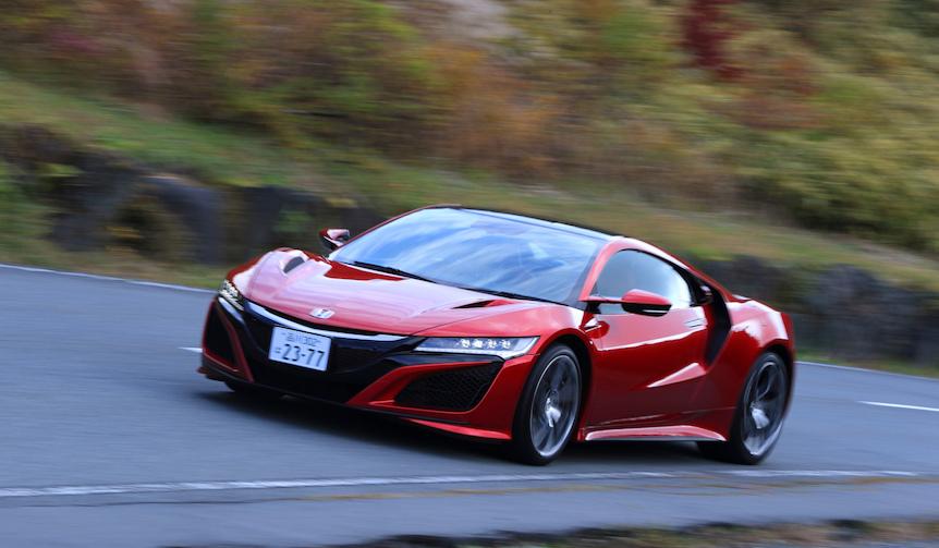 待望の新型ホンダNSXに試乗|Honda