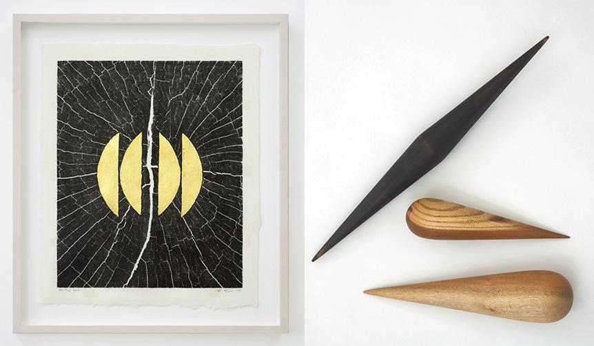 CURATOR'S CUBE|自然への敬意に満ちた、彫刻・絵画・版画など50点を展示