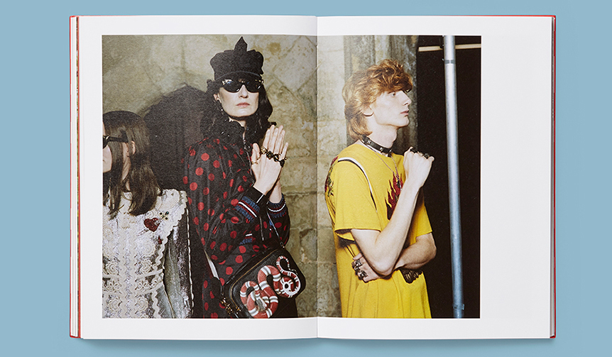 GUCCI|グッチ、限定版の写真集『BLIND FOR LOVE』を発売