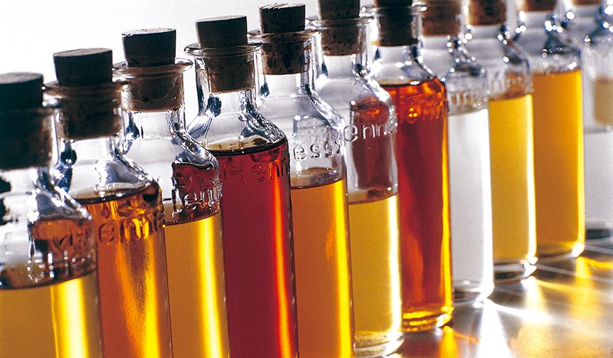 ヘネシー X.Oは100種類以上のオー・ド・ヴィー(原酒)をブレンドして誕生する。