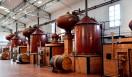 16世紀から変わらぬ二段階蒸留法により、ブドウやワインの自然でもっとも素晴らしいアロマを抽出