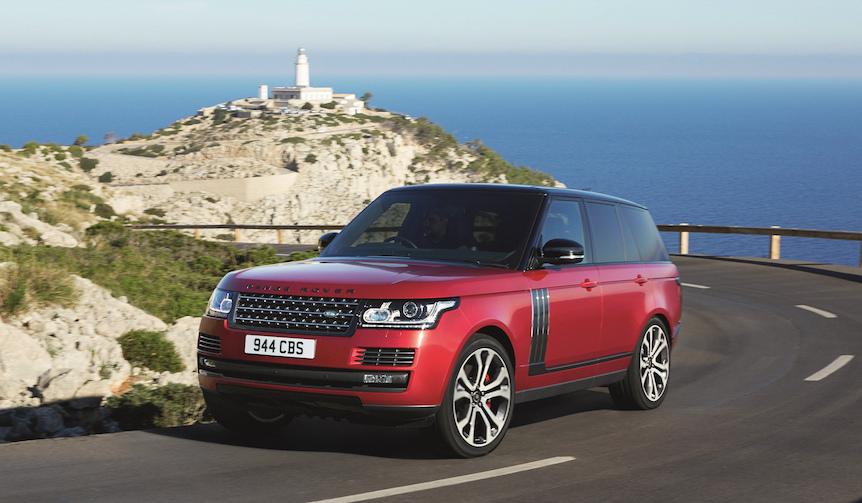 レンジローバーとレンジローバー スポーツの2017年モデルの受注を開始|Land Rover