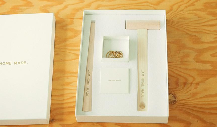 JAM HOME MADE|「名もなき指輪」にネックレスモデルが登場