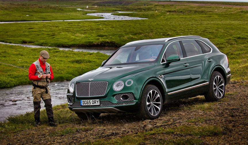 九島辰也が語る、ベントレー ベンテイガの真価|Bentley