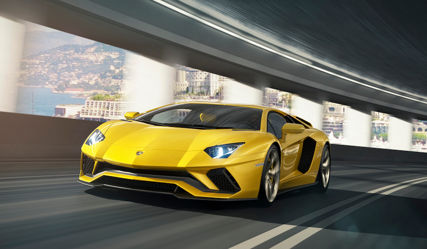 アヴェンタドール次世代モデルを発表|Lamborghini
