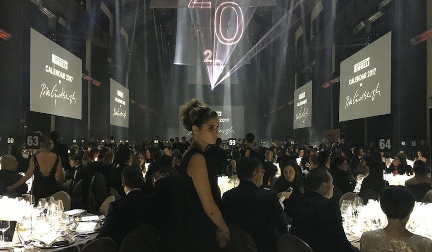 2017年版ピレリカレンダーが登場|Pirelli