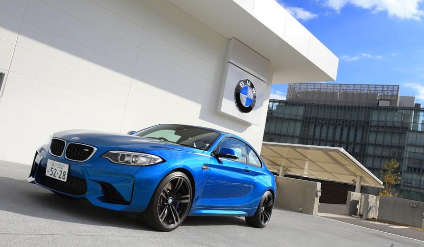 BMW M2 Coupe|ビー・エム・ダブリュー M2 クーペ