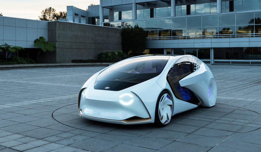 Toyota Concept-愛i|トヨタ コンセプト アイ