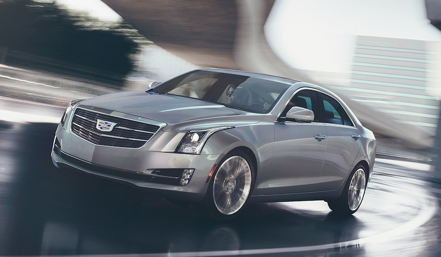 キャデラック「ATS」と「CTS-V」の装備と価格を変更|Cadillac