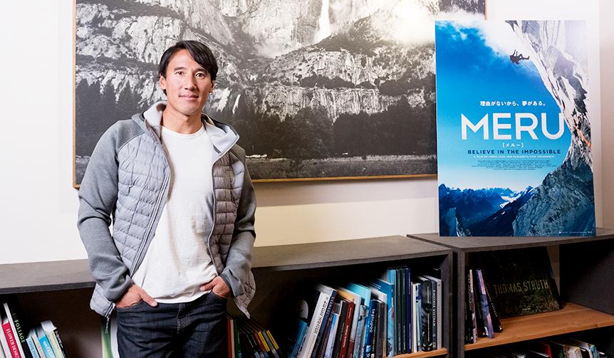INTERVIEW|メディテーション山岳映画『MERU/メルー』監督 ジミー・チンインタビュー