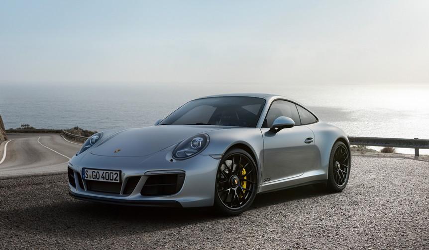 Porsche 911 Carrera 4 GTS|ポルシェ 911 カレラ4 GTS