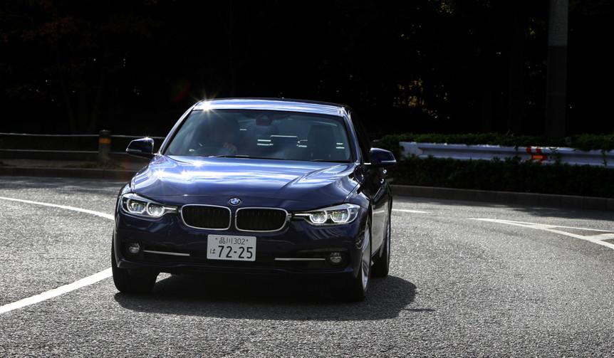 1・5リッター3気筒を搭載する新型BMW 318iに試乗|BMW